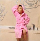 Le phoque à capuchon de velours de coton personnalisés promotionnels enfants peignoir Home Textile