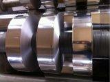 Лента Mylar алюминиевой фольги собственной личности слипчивая теплостойкfNs