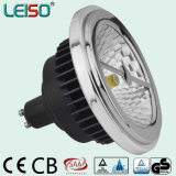 LED 1000lm ES111/AR111 avec haut CRI 95RA Chine Fabrication (J)