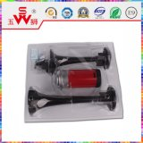 Red Electric Horn Motor for Repare Parts
