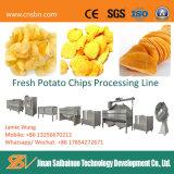 Vente à chaud en acier inoxydable Usine de fabrication de puces de pommes de terre fraîches