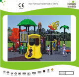 Outdoor di tema Playground di Kaiqi Small Forest Children con Climbing Equipment - Available in Many Colours (KQ35059A)