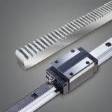Máquina de estaca do couro da faca da oscilação de duas cabeças para a produção Rzcut-3616-2h das sapatas