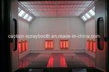 Cabine de pulverizador do aquecimento de Infrare, equipamento industrial do revestimento