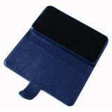 Яркий фантазии провод фиолетового цвета кожи мобильный телефон для Iphonex бумажника