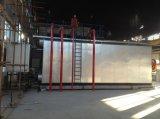 Caldera de vapor industrial del tubo del agua de la talla grande