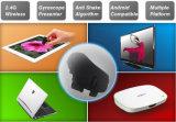 Mouse senza fili ottico del regalo anello senza fili promozionale 2.4G del calcolatore del mini