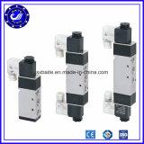 3 elettrovalvola a solenoide pneumatica di controllo di aria dell'interruttore 24V di modo