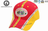 Patch broderie Label de qualité supérieure des casquettes de baseball noire/ Sports chapeaux