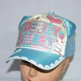 Cappello promozionale della maglia del camionista del ricamo