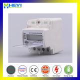Tipo energia pagata anticipatamente tester della guida di BACCANO RS485 del tester di elettricità dello Smart Card di watt-ora