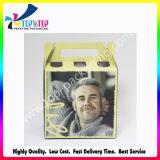 Caixa de empacotamento de papel de dobramento do creme de face do cartão do OEM