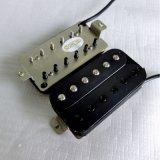 Приемистость гитары Humbucker алника 5 Baseplate серебра никеля типа Paf