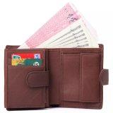 Hot Sale 100 % cuir de vache véritable coin Pocket multi porte-monnaie de carte