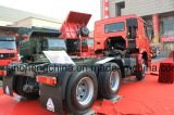 preço de fábrica Cnhtc 6X4 VEÍCULO TRACTOR HOWO Rhd 371HP