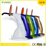 El equipo de curado Dental LED Inalámbrico Inalámbrico de la luz de la punta de la guía de luz