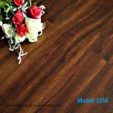 O melhor revestimento de madeira de venda do vinil do PVC da série do projeto