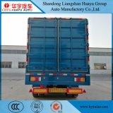 3 Asbus/Van Type Cargo Semi Aanhangwagen met de As van Fuwa Valex voor Vervoer van Bulkgoederen