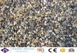 Los adoquines de piedra de piedritas de colores naturales para la pavimentación y el jardín