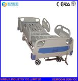 中国の供給の医学の家具の電気3クランクの振動の病院棟のベッド