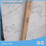 中国の白い大理石の屋内床または壁のタイル