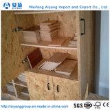 E0 Normes d'émissions de formaldéhyde panneau en bois BSF Board