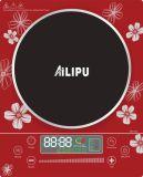 Écran LCD Plaque Colroful Ustensiles de cuisine cuisinière induction intégrée de 2,2 kw