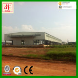Armazém pré-fabricado da construção de aço em Rwanda
