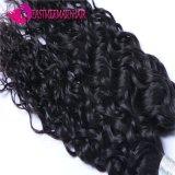 Человеческие волосы 100% волны волос девственницы камбоджийские курчавые