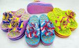 Пляж ЕВА обувает повелительницу сандалии