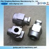 CNCの機械化を用いる投資鋳造のステンレス鋼の鋳造