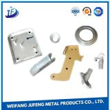 Estampage de rotation de produit de laiton/tonnelier d'OEM/soudure pour les pièces en aluminium de porte