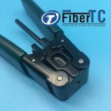 광섬유 나비 케이블 Stripper/FTTH 하락 케이블 스트리퍼 또는 광섬유 스트리퍼