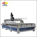 De ServoMotor van Yaskawa 1500 mm * 3000 mm Lineaire Atc CNC Router