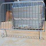 Galvanizado en caliente el control de multitudes de barrera para el uso de Muti