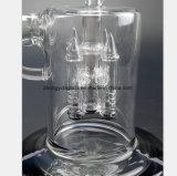 De Filter van de Pijp van het Glas van de microscoop om het Roken van de Tabak terug te krijgen Pijp