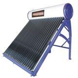 Calefator de água solar evacuado de confiança da pressão da câmara de ar não