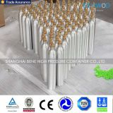 cilindro de alumínio do CO2 0.6L com o fabricante da soda do uso 360g-425g