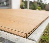 Constructeurs composés en plastique en bois de Decking de WPC
