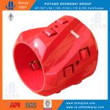 De spiraalvormige Centralisator van het Omhulsel van het Type van Rol van het Blad Thermoplastische