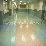 高品質病院のための商業PVCビニールの床