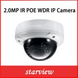 2.0MP 1080P CMOS Web Domo Cámara IP CCTV de Seguridad Digital de Red