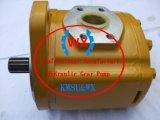 小松のグレーダーポンプ23A-60-11200予備品(GD623。 GD625. GD611. GD621. GD605. GD521. GD511. GD505. GD611)機械ギヤポンプ
