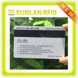 Carte-cadeau avec rayure magnétique pour membre VIP (SL-007)