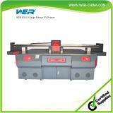 La alta calidad de gran formato impresora plana UV (2,5 m * 1,22 m) con el cabezal de impresión Ricoh H220