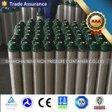 Цилиндр кислорода стандартного высокого давления ISO7866 DOT3al алюминиевый
