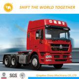 Camion capo del trattore 6X4 del rimorchio di HOWO 371HP 25t semi