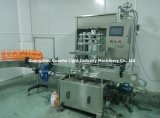 Automatic Bottle Fruit Jam Filling Machine with Capping Labeling Line