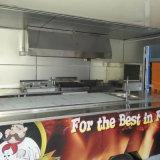 تسليم سريعة متحرّك يستعمل طعام شاحنة لأنّ عمليّة بيع