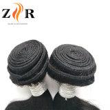 Do Virgin brasileiro não processado das extensões do cabelo do cabelo de Remy cabelo humano de tecelagem